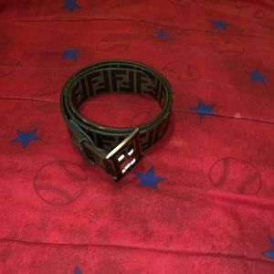Fendi belt 100% authentic